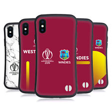 OFFICIAL ICC WEST INDIES CRICKET WORLD CUP HYBRID CASE FOR APPLE iPHONES PHONES