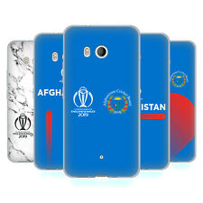 OFFICIAL ICC AFGHANISTAN CRICKET WORLD CUP SOFT GEL CASE FOR HTC PHONES 1