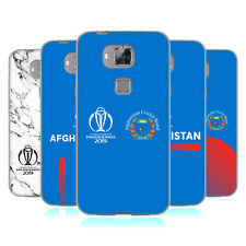 OFFICIAL ICC AFGHANISTAN CRICKET WORLD CUP SOFT GEL CASE FOR HUAWEI PHONES 2