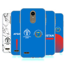OFFICIAL ICC AFGHANISTAN CRICKET WORLD CUP SOFT GEL CASE FOR LG PHONES 1