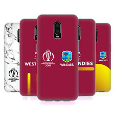 OFFICIAL ICC WEST INDIES CRICKET WORLD CUP SOFT GEL CASE FOR AMAZON ASUS ONEPLUS