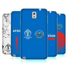 OFFICIAL ICC AFGHANISTAN CRICKET WORLD CUP SOFT GEL CASE FOR SAMSUNG PHONES 2