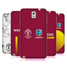 OFFICIAL ICC WEST INDIES CRICKET WORLD CUP SOFT GEL CASE FOR SAMSUNG PHONES 2