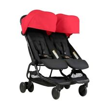 Silla de Paseo Mountain Buggy Nano Duo