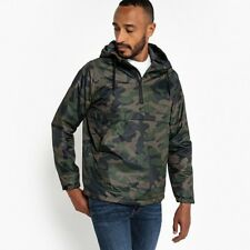 La Redoute Collections Man Waterrepellent Pullon Camouflage Jacket
