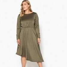 Castaluna Womens Metallic Midi Dress