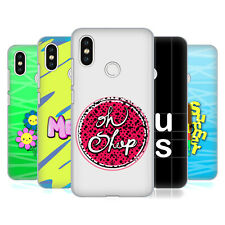 OFFICIAL GRACE ILLUSTRATION TYPOGRAPHY HARD BACK CASE FOR XIAOMI PHONES