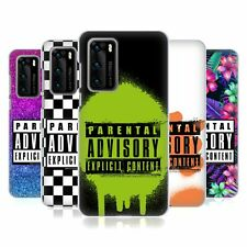OFFICIAL PARENTAL ADVISORY URBAN STREET STYLE HARD BACK CASE FOR HUAWEI PHONES 1