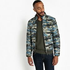 La Redoute Collections Man Midseason Short Padded Jacket With High Neck