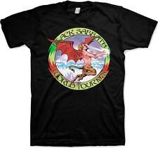 Black Sabbath Gira Mundial 78 Winged Diablo Heavy Metal Camiseta S-2XL 34191003
