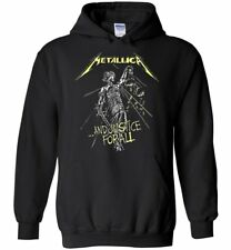 Metallica and Justice for All Tracks Hoodie