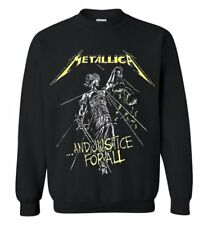 Metallica and Justice for All Tracks Sweatshirt