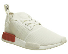 Adidas Nmd R1 Trainers Off White Lush Red Trainers Shoes