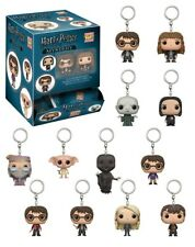 HARRY POTTER Porte-clé MYSTÈRE POCKET FUNKO POP HERMIONE RATIÈRE LUNE SEVERUS