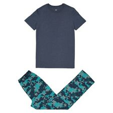La Redoute Collections Boy Camouflage Print Cotton Pyjamas, 1016 Years