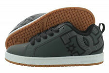 DC SHOES COURT GRAFFIK SE GREY BLACK GYB SCARPE SKATE SHOES SNEAKERS