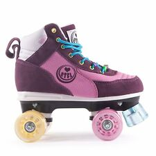 Btfl Patines Trends Cuádruple Disco Scooter Patines Oldschool Patines Luna