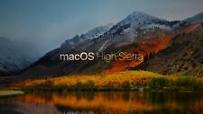 Clé USB pour installation  High Sierra  Sierra  El Capitan Yosemite Mavericks