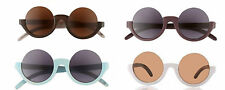 NONE THE WISER WENTWORTH BAMBOO SUNGLASSES - HANDMADE - VARIOUS COLOURS  *NEW*