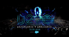 2 U2 Tickets (Standing) Dublin 3 Arena Saturday 10/11/18