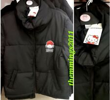 Sanrio HELLO KITTY  Puffer Jacket UK Sizes 4-20 BNWT