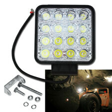 48W Barra de luces LED Trabajo Offroad Flood Spot Combo Luces de conducción Lámp