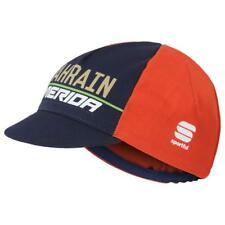 Sportful Bahrain Merida Team Cycling Cap Red / Blue , Attrezzatura Ufficiale