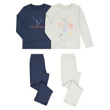 La Redoute Collections Boy Pack Of 2 Pyjamas, 312 Years