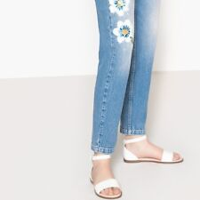 Mademoiselle R Womens Sandals With Stud Detail
