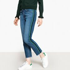 La Redoute Collections Womens Regular Fit Straight Jeans