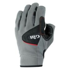 Gill Deckhand Gloves Short Finger Junior Gris , Guantes Gill , náutica