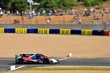 Oreca 07-Gibson no39 24 Hours of Le mans 2017 photograph picture poster print