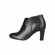 Zapatos Pierre Cardin Mujer 7226211, Botines Negro/Verde high top Boots