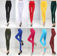 Leggings Full Length Ladies Winter Fleece Lined Thermal one Size For Adult 8-16