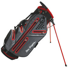 Ben Sayers Golf Hydra Pro Waterproof Stand Bag New Carry Bag 14 Way Divider Top