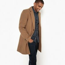 La Redoute Collections Man Long Wool Mix Coat
