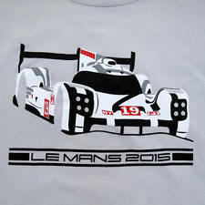 2015 PORSCHE 919 HYBIRD  Le Mans 24 Hours race winner LMP1 T-shirt LeMANS RACING