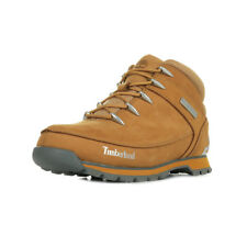 Chaussures Boots Timberland homme Euro Sprint Hiker Wheat taille Marron Nubuck