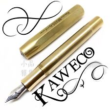 Kaweco Special Edition Brass Sport RAW Brass Fountain Pen