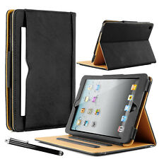 New Smart Magnetic Leather Stand Case Cover for iPad 2 3 4 Air Mini Pro 9.7 201