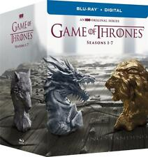 Game of Thrones: The Complete Seasons 1-7 (Blu-ray Disc, 2017,Digital Copy)