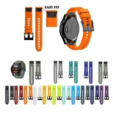 26/22/20MM Watchband Strap Replacement for Garmin Fenix 5X Plus Watchstrap