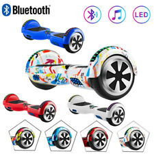 """Electric Scooters 8"""" Hoverboard Bluetooth Self-balancing Scooter Balance Board"""