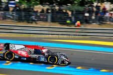 Oreca 07-Gibson no38 24 Hours of Le Mans 2017 photograph picture poster print
