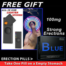 100mg Blue Sex Tablets For Men Get HARD Fast Postage GUARANTEED TO WORK!