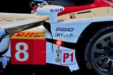 Toyota TS050-Hybrid no8 24 Hours of Le Mans 2017 photograph picture poster print