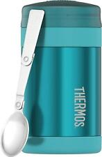 Thermos Stainless Steel Vacuum Insulated Food Jar (Teal) - 470mL Free Shipping!