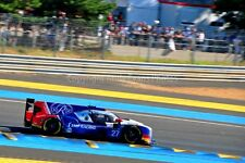 Dallara P217-Gibson 24 Hours of Le mans 2017 photograph picture poster print