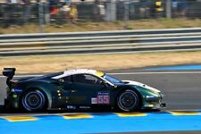 Ferrari 488 GTE no55 24 Hours of Le mans 2017 photograph picture poster print