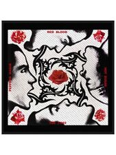 Red Hot Chili Peppers Blood Sex Sugar Magik Black Patch 10x10cm